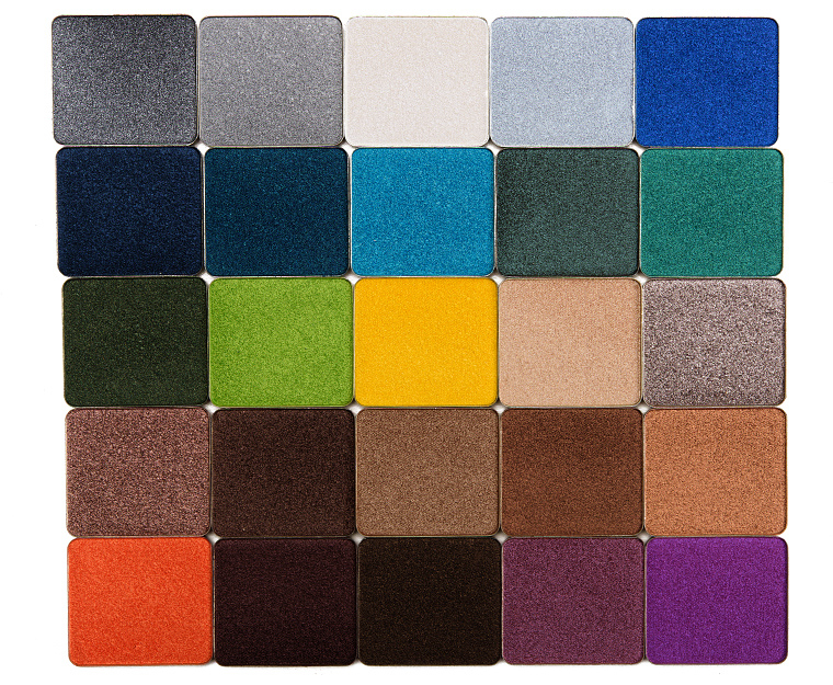 Make Up For Ever Metallic Color Shadows | Metallic Finish