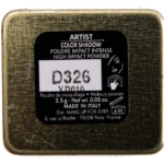 Make Up For Ever D326 Black Bronze Artist Color Shadow