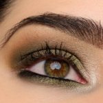 Make Up For Ever Smoky Olive Look | Look Details