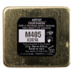 Make Up For Ever M405 Straw Yellow Artist Color Shadow