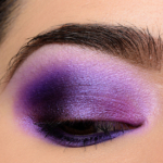 Make Up For Ever Bright Lavender & Purple Look | Look Details