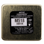 Make Up For Ever ME116 Silver Artist Color Shadow
