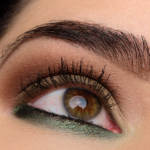 Make Up For Ever Muted Olive & Brown Eye | Look Details