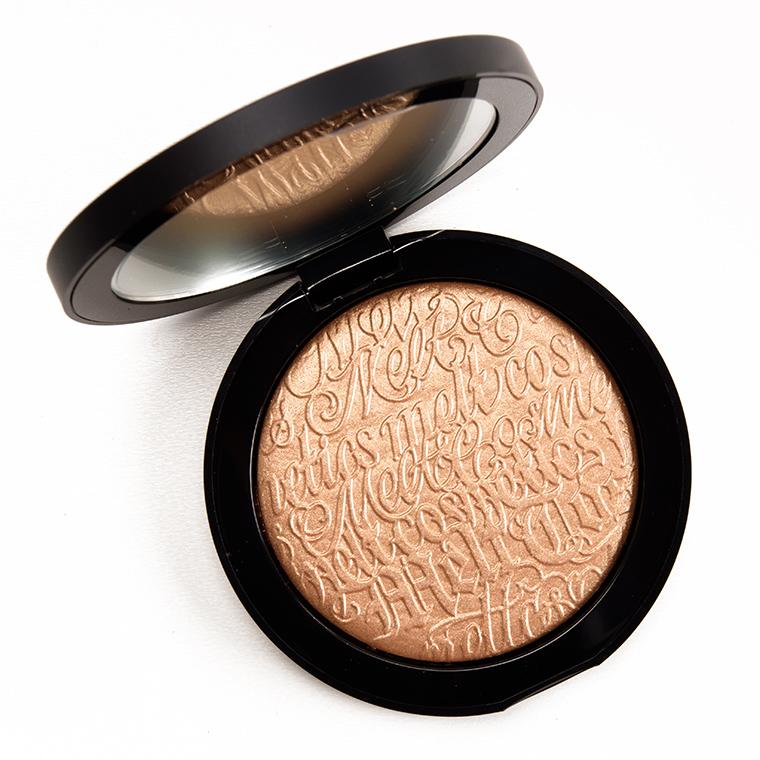 Melt Cosmetics Gold Ore Digital Dust Highlight