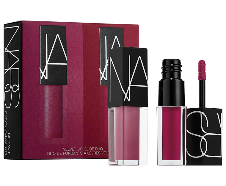 NARS Velvet Lip Glide Duos for Spring 2018