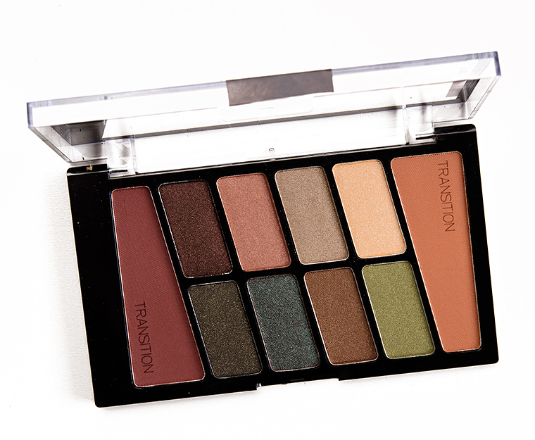 Wet N Wild Comfort Zone Color Icon Eyeshadow Palette Review