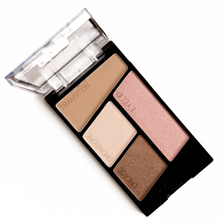 Wet 'n' Wild Walking on Eggshells Color Icon Eyeshadow Quad