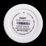 Colour Pop Daddy Super Shock Pressed Pigments