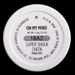 Colour Pop On My Mind Super Shock Cheek (Highlighter)
