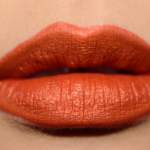 MAC Coral Plated Retro Matte Liquid Lipcolour Metallic