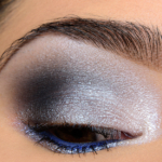 A Silvery, Smoky Eye | Look Details