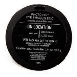 Smashbox On Location Photo Edit Eye Shadow Trio