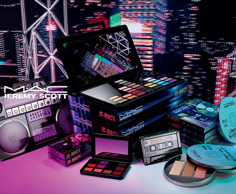 MAC x Jeremy Scott Collection