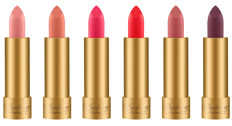 MAC x Padma Lakshmi Collection for Spring 2018