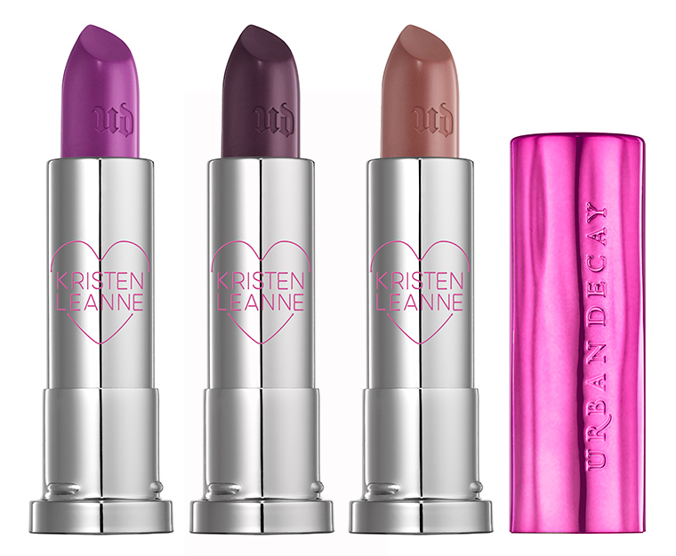 Urban Decay x Kristen Leanne Collection for Spring 2018