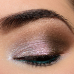 A Silver, Lavender, & Brown Eye | Look Details