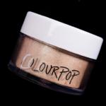 Colour Pop Strobe Globe Luster Dust Loose Highlighter