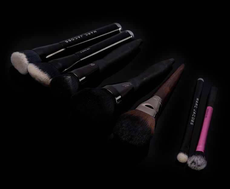 Best Makeup Brushes for Applying Foundation, Powder, & Concealer