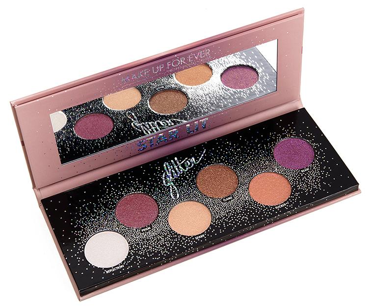 Make Up For Ever Star Lit Glitter Palette