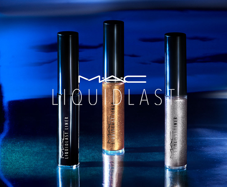 MAC Liquidlast Liner Collection