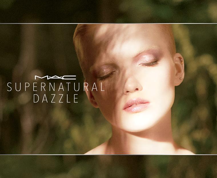 MAC Supernatural Dazzle Collection
