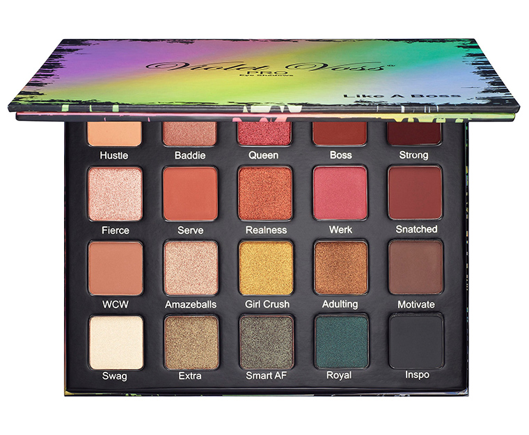 Violet Voss Like a Boss Eyeshadow Palette