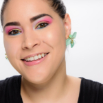 """Too Faced Rainbow Strobe   Applied as a """"rainbow"""""""