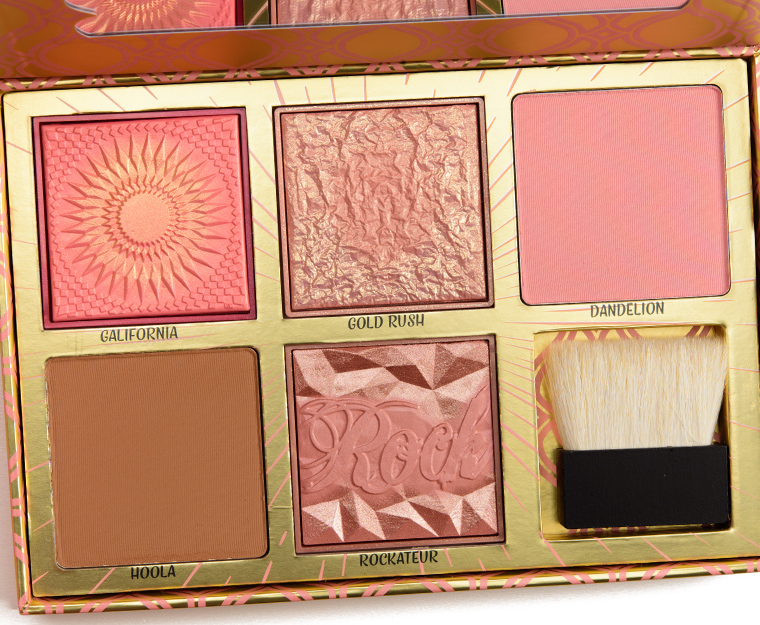 benefit blush bar cheek palette review swatches. Black Bedroom Furniture Sets. Home Design Ideas