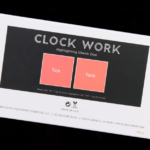 Colour Pop Clock Work Pressed Powder Face Duo