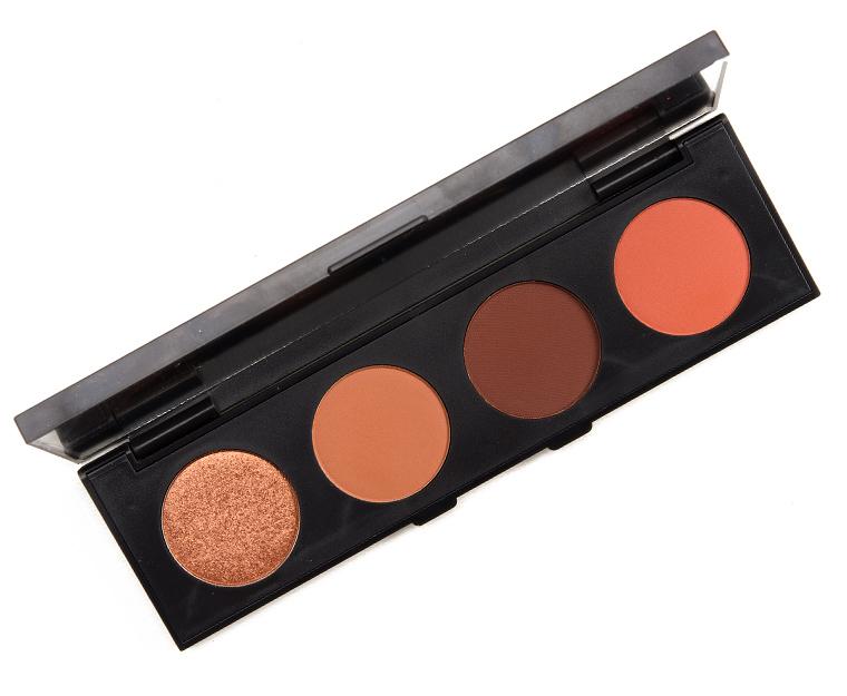 Colour Pop It's All Wild 4-Pan Pressed Powder Shadow Palette