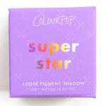 Colour Pop Super Star Loose Pigment