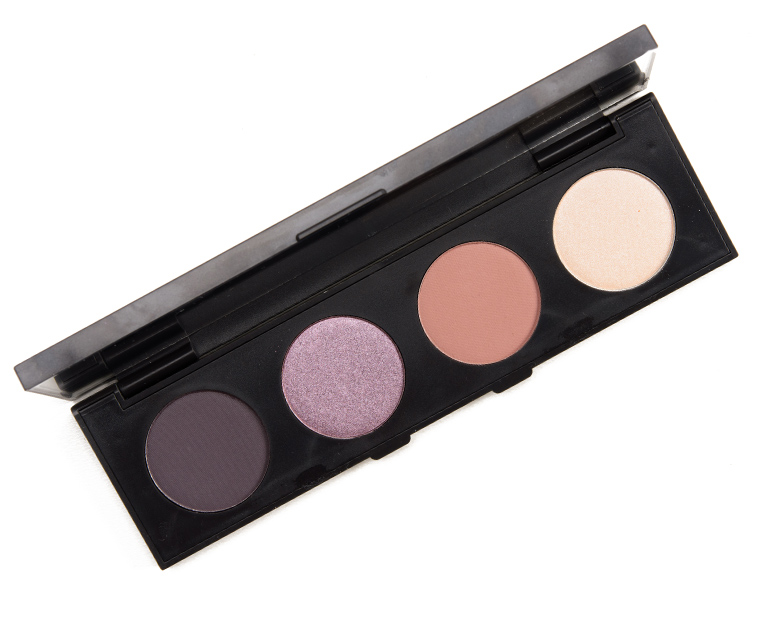 Colour Pop Vacation Mode 4-Pan Pressed Powder Shadow Palette