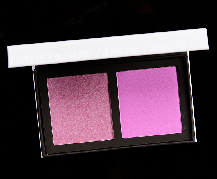 Colour Pop Winging It Pressed Powder Face Duo