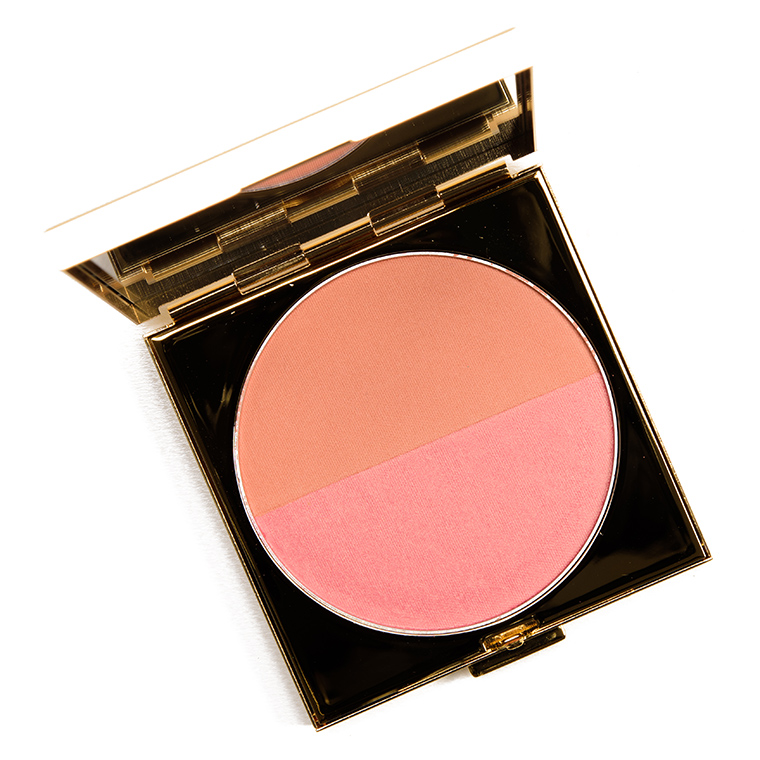 cef630648 MAC x Padma Lakshmi Melon Pink Powder Blush Duo Review, Photos, Swatches