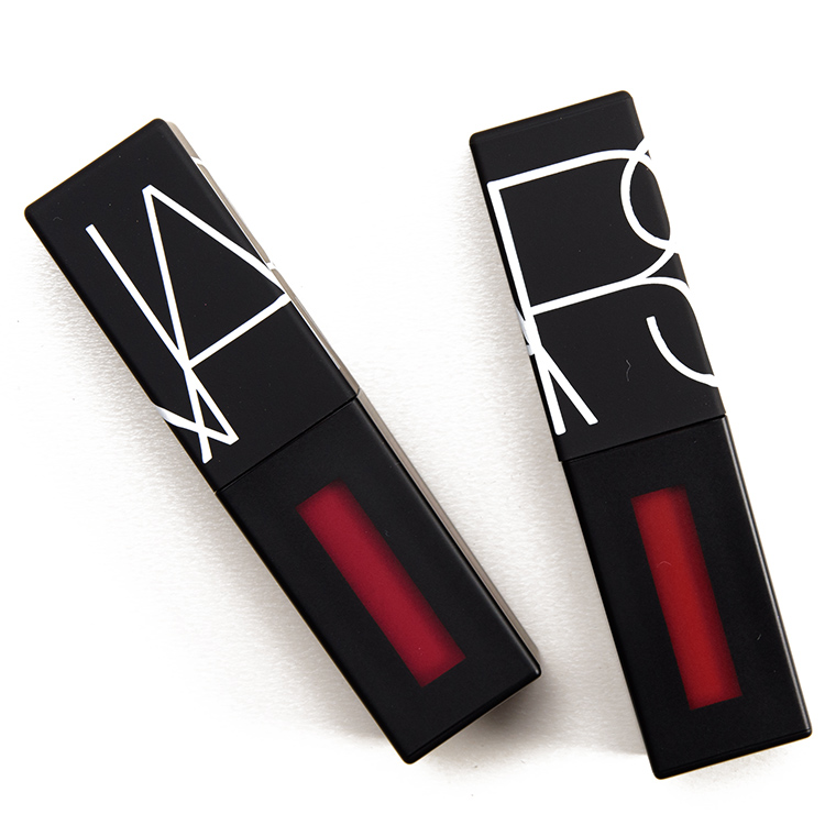 NARS Hot Reds NARSissist Wanted Power Pack Lip Kit