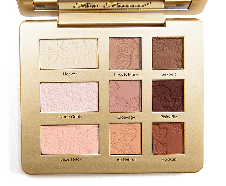 Sephora Too Faced Natural Eyes