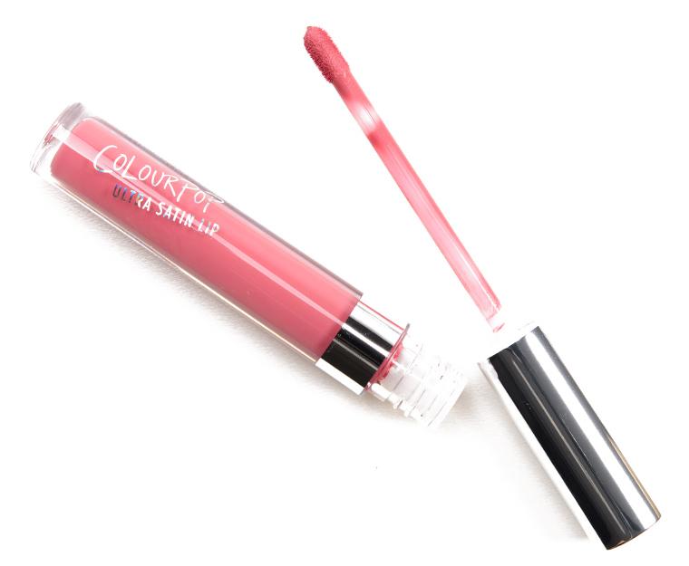 ColourPop Canoodle Ultra Satin Liquid Lipstick