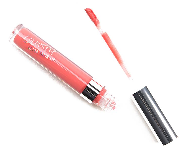 ColourPop Come Up Ultra Satin Liquid Lipstick