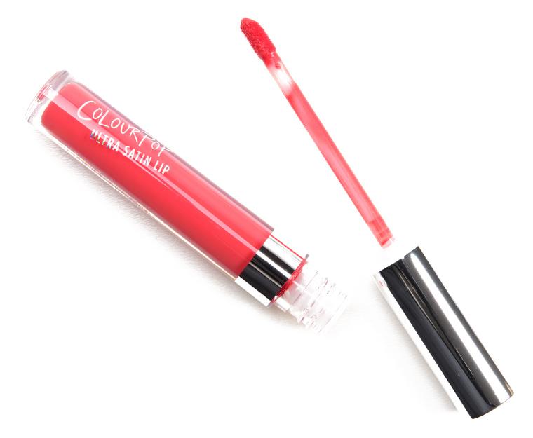 ColourPop Fortune Favors Ultra Satin Liquid Lipstick