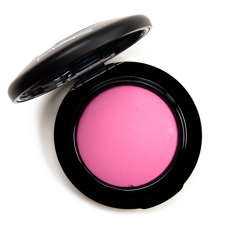 MAC Bubbles, Please Mineralize Blush