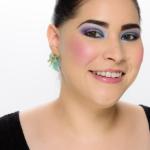 MAC Plum Sparkle Powder Blush