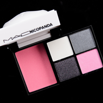 mac stay cute 001 palette 350x350 - MAC x Nicopanda Stay Cute Full Face Kit Review, Photos, Swatches