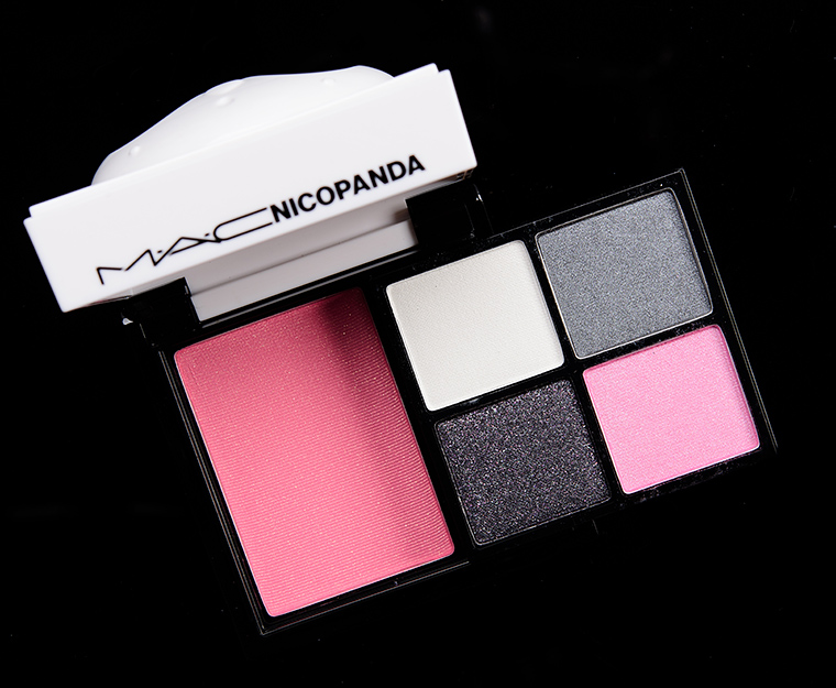 MAC Stay Cute Nicopanda Full Face Kit