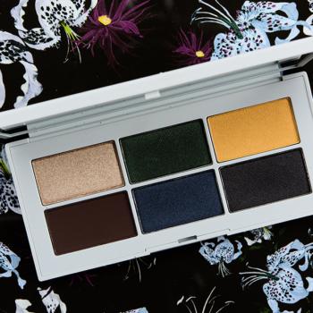 nars night garden 001 palette 350x350 - NARS Night Garden Eyeshadow Palette Review, Photos, Swatches
