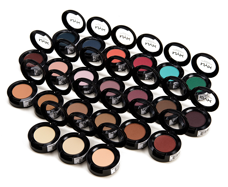 NYX Nude Matte Eyeshadow