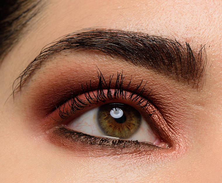 NYX Burnt Red Look | Look Details