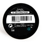 Sephora Coffee Break (299) Colorful Eyeshadow