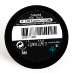 Sephora Scented Candle (229) Colorful Eyeshadow