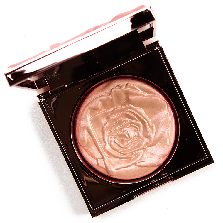Smashbox Gilded Rose Petal Metal Highlighter