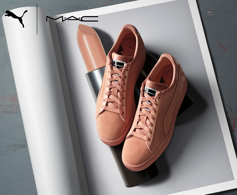 MAC x Puma Collection